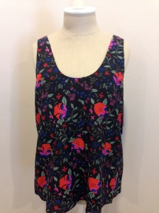 Joie Beckley Blouse Retail $188.00 // Loehmann's GOB Sale $64.00